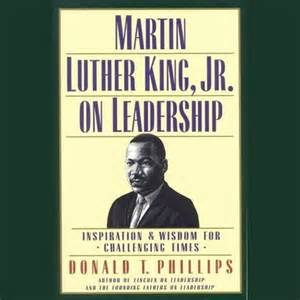 Martin Luther King Jr On Leadership Cover